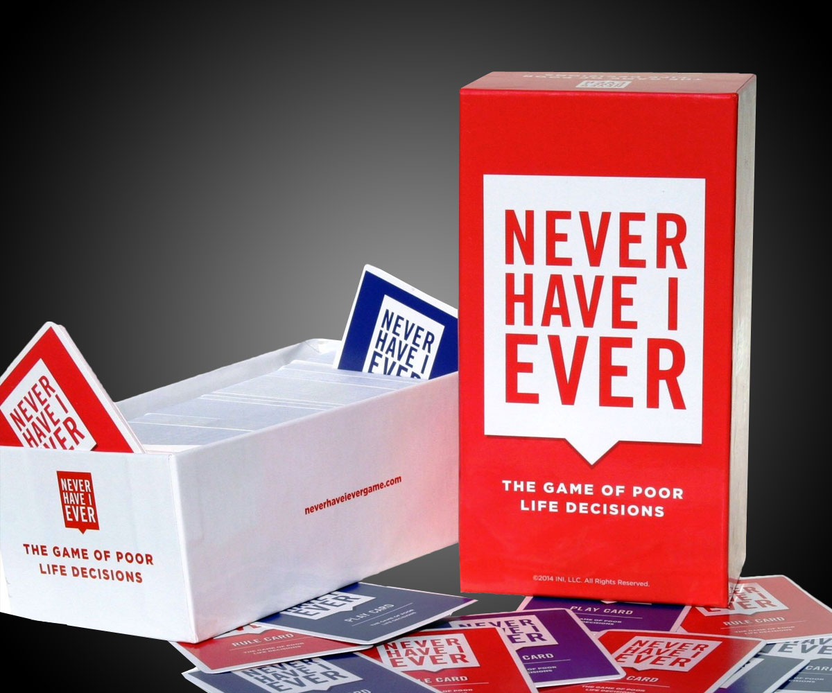 Never Have I Ever: The Game of Poor Life Decisions ...
