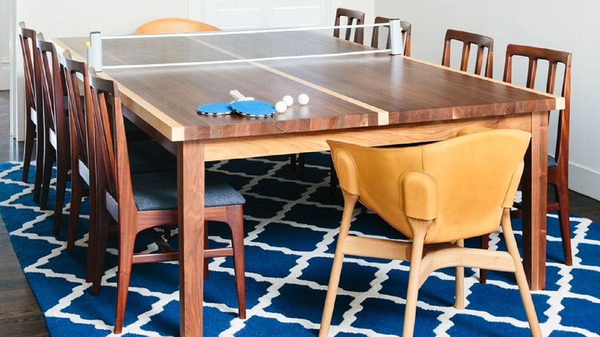 Ping Pong Dining Table