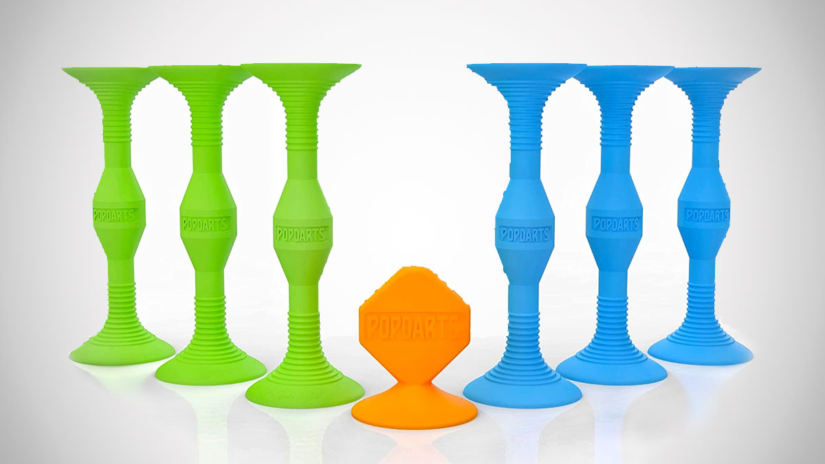Popdarts Suction Cup Throwing Game