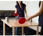 Portable Ping Pong Set