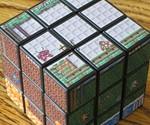 Custom Photo Rubik's Cube