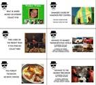 Breaking Bad Methopoly - Heisenberg Cards