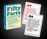 Fifty Farts Playing Cards