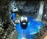 LEGO Bat Cave