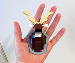 LEGO Taxidermy Deer Kit