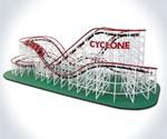 Self-Propelled Wooden Roller Coaster