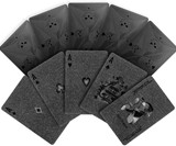 Black Foil Playing Cards