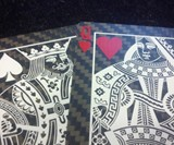 Carbon Fiber Playing Cards