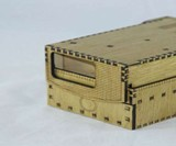 Collapsible Dice Tower Storage Boxes