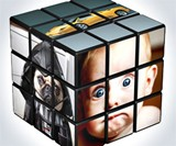 Custom Photo Rubik's Cube
