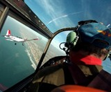 Fighter Pilot for a Day Dogfight Action
