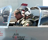 Fighter Pilot for a Day Takeoff