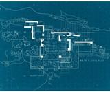 Frank Lloyd Wright Fallingwater 2-sided Puzzle