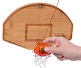 Free Toss Basketball & Hoop Swing Game
