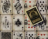Game of Thrones Inspired Vintage Playing Cards