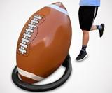 Giant Inflatable Football & Tee