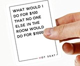 Hot Seat Card Game: The Party Game About Your Friends
