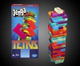 Jenga - Tetris Edition