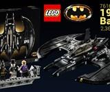 LEGO 1989 Batwing