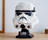 LEGO Star Wars Sculptural Helmets