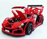 LEGO Vampire GT  - Doors Open