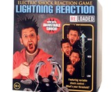 Lightning Reaction Reloaded - A Shocking Game