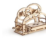 Mechanical Box 3D Puzzle