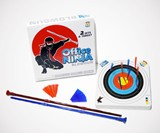 Office Ninja Blowgun Desk Toy