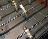 Reclaimed Wood & Iron Foosball Table