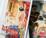 Sexy Tarot Cards (NSFW)