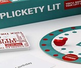 Splickety Lit Board Game