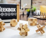 The Geek Box Wooden Puzzle