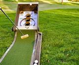 The Puttskee - Skee Ball Golf