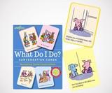 What Do I Do? Social Awareness Flash Cards