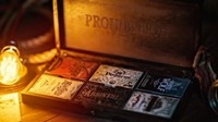 Prohibition Playing Cards Box Set