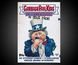 2016 Topps Garbage Pail Kids Series 1 Box