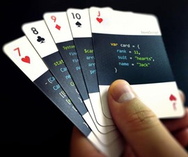 code:deck Playing Cards