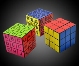 Electric Shock Puzzle Cube