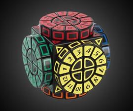 Roulette Wheel IQ Cube