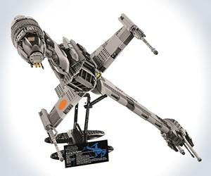 LEGO Star Wars B-wing Starfighter