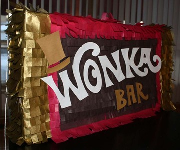 Wonka Bar Pinata