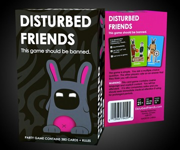 Disturbed Friends - The Worst Game Ever Made