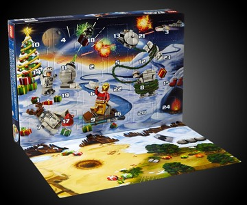 LEGO Star Wars Advent Calendar Building Kit