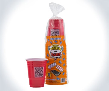 QR Cup Truth or Dare
