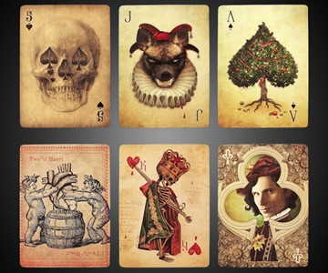 The Ultimate Deck - 54 Unique Playing Cards