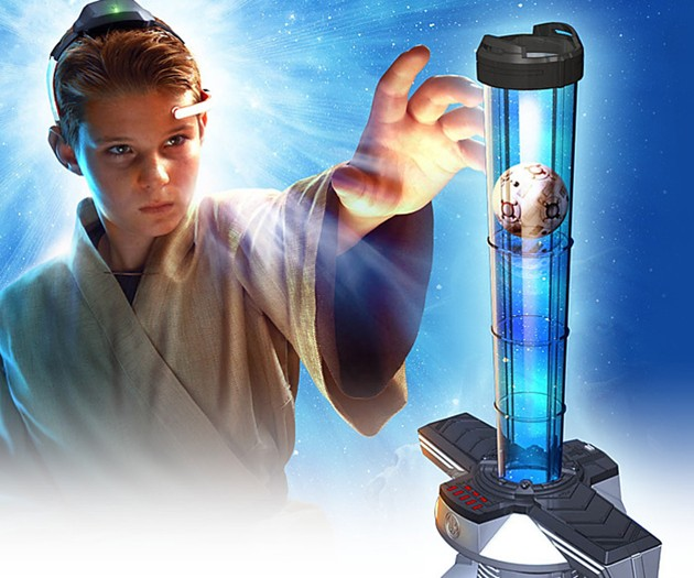 Brainwave-Controlled Jedi Trainer