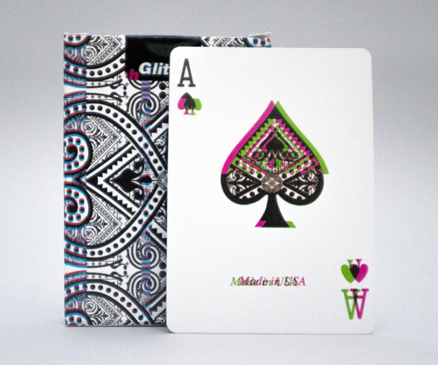Glitch Playing Cards