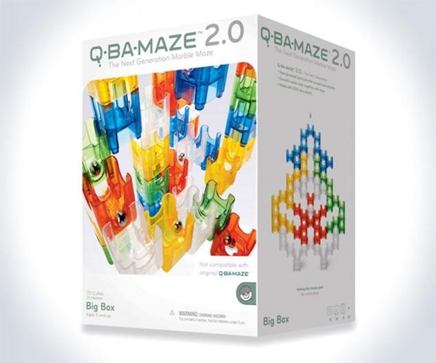 Q-Ba-Maze Marble Run