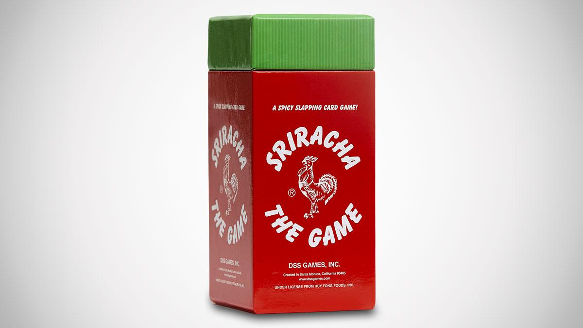 Sriracha: A Spicy Slapping Card Game