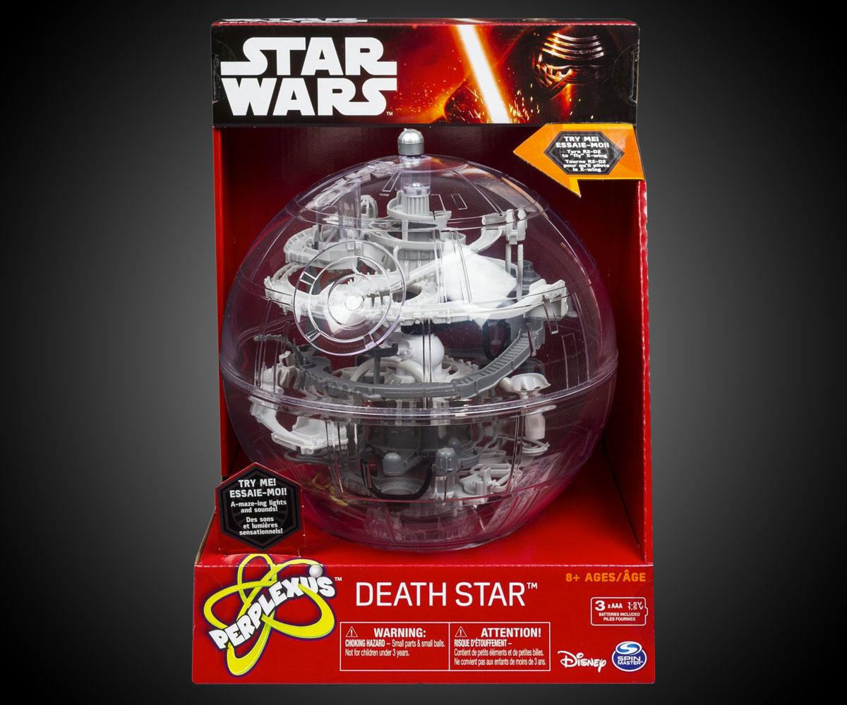 Star Wars Death Star Perplexus Dudeiwantthat Com